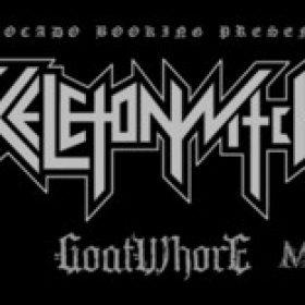 SKELETONWITCH: touren mit GOATWHORE und MORTALS