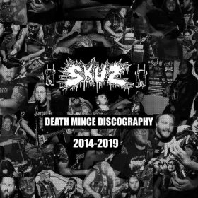 "SKUZ: alle Tracks in neuer Grindcore Compilation ""Death Mince Discography"""
