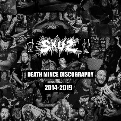 """SKUZ: alle Tracks in neuer Grindcore Compilation """"Death Mince Discography"""""""