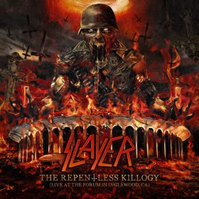 slayer-repentless-killogy Live Album Fim