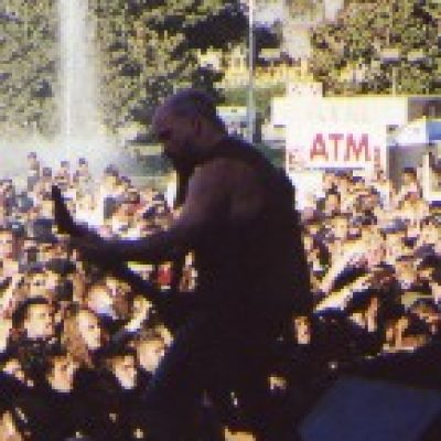 SLAYER – 12.8.2000 bei der Tattoo the Earth Show in Riverside, California