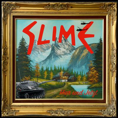 """SLIME: """"Hier und Jetzt"""" – das neue Album"""