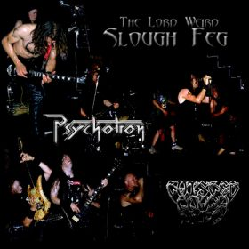 SLOUGH FEG, TWISTED TOWER DIRE & PSYCHOTRON live am 16.06.02 in Hemmingen