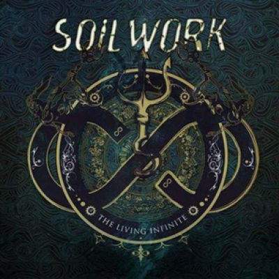 SOILWORK: Cover & Tracklist von  ´The Living Infinite´