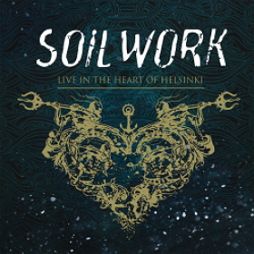 "SOILWORK: zweiter Trailer zu ""Live In The Heart Of Helsinki"""