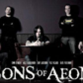 SONS OF AEON: GHOST BRIGADE-Musiker veröffentlichen erste Songs