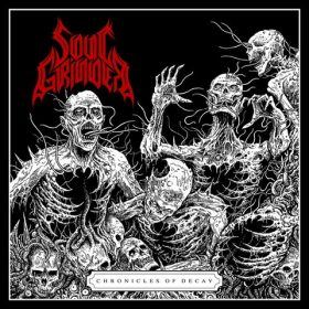 "SOUL GRINDER: Video zum neuen Album ""Chronicles of Decay"""