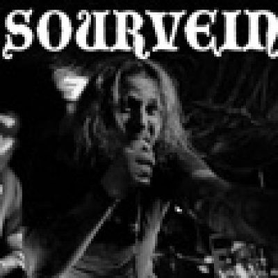 "SOURVEIN: neues Album ""Aquatic Occult"" mit AMEBIX-Gitarrist"