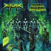 SPACE CHASER/ DISTILLATOR: Split Album