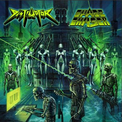 SPACE CHASER/ DISTILLATOR: Split Album