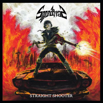 "SPEEDTRAP: neues Album ""Straight Shooter"""