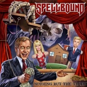 SPELLBOUND: Lyric-Video, Cover und Tracklist
