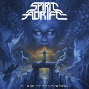 spirit adrift curse of conception CD Cover