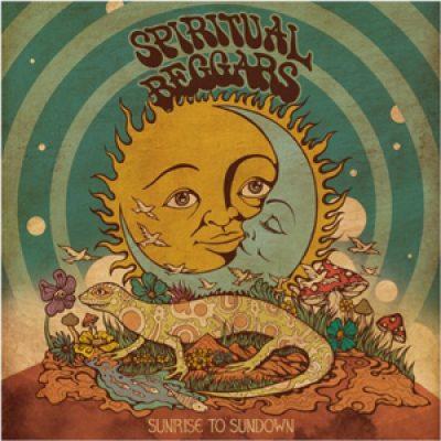 """SPIRITUAL BEGGARS: Cover & Tracklist von """"Sunrise To Sundown"""""""