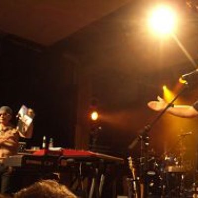SPOCK´S BEARD, ENOCHIAN THEORY: Substage, Karlsruhe, 23.09.2010