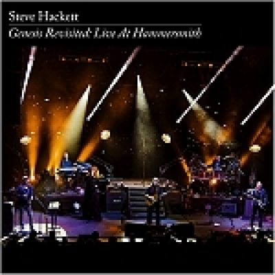 "STEVE HACKETT: Live-DVD ""Genesis Revisited: Live At The Royal Albert Hall"""