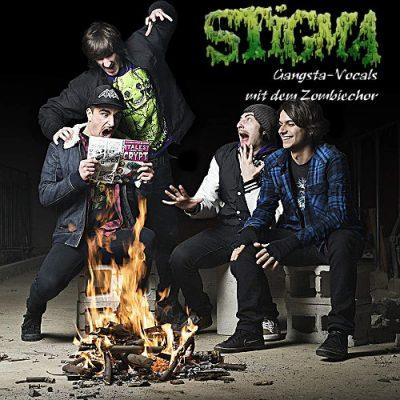 STIGMA: Gangsta-Vocals mit dem Zombiechor