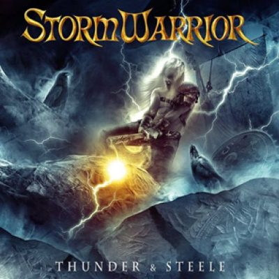 "STORMWARRIOR: neues Album ""Thunder & Steel"""