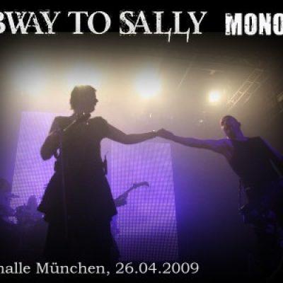 SUBWAY TO SALLY, MONO INC.: München, Muffathalle, 26.04.2009