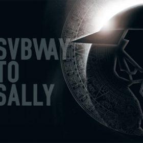 """SUBWAY TO SALLY: """"Schwarz In Schwarz"""" – Artwork enthüllt"""