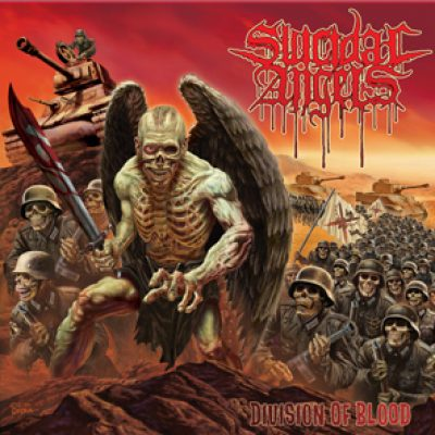 "SUICIDAL ANGELS: Song von ""Division Of Blood"""