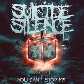 "SUICIDE SILENCE:   ""You Can´t Stop Me"" online anhören"