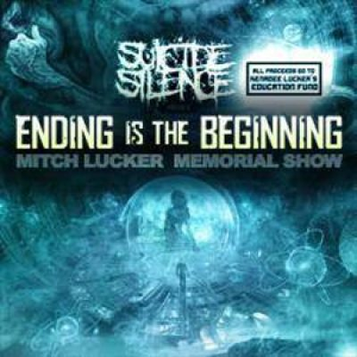 "SUICIDE SILENCE: Live-DVD ""The Mitch Lucker Memorial Show"""