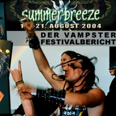 SUMMER BREEZE 2004: Der Festivalbericht