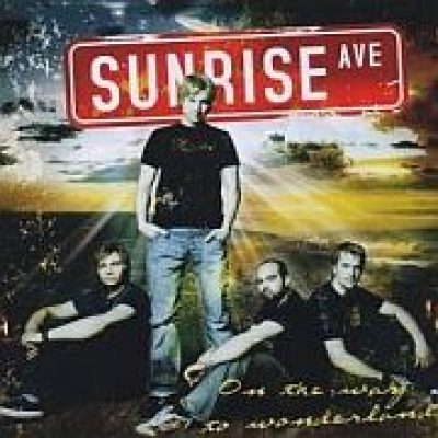 SUNRISE AVENUE: On The Way To Wonderland