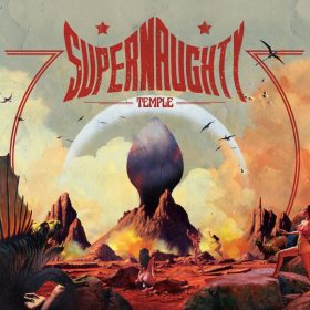 "SUPERNAUGHTY: neues Album ""Temple"""
