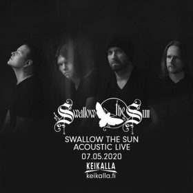 SWALLOW THE SUN: Akustik-Streaming-Konzert am 7. Mai
