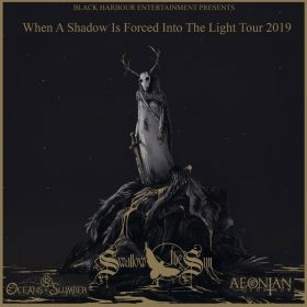 SWALLOW THE SUN: Tour mit OCEANS OF SLUMBER und AEONIAN SORROW