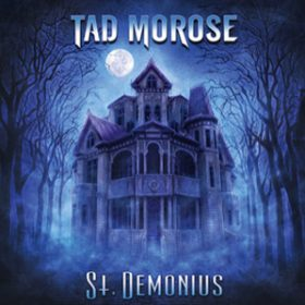 """TAD MOROSE: neues Album """"St. Demonius"""""""