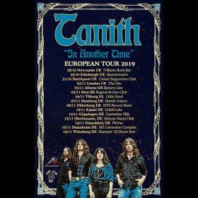 TANITH: Konzerte in Deutschland