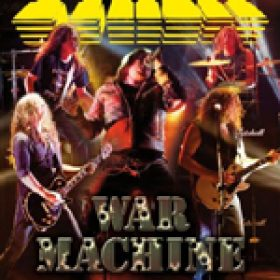 TANK: Video von der DVD ´War Machine Live´