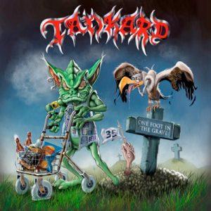 """TANKARD: Song von """"One Foot In The Grave"""" online"""