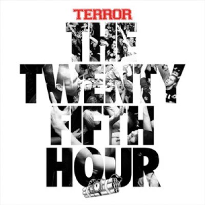 "TERROR: neues Album ""The 25th Hour"""