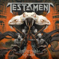 "TESTAMENT: neuer Song von ""Brotherhood Of The Snake"""