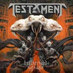 """TESTAMENT: neuer Song von """"Brotherhood Of The Snake"""""""