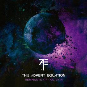 "THE ADVENT EQUATION: Video-Clip vom neuen Progressive Metal Album ""Remnants of Oblivion"""