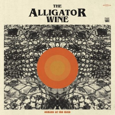 "THE ALLIGATOR WINE: zweite Single vom neuen Album ""Demons Of The Mind"""