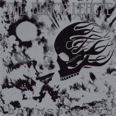 THE BLACK LEAGUE:  Doomsday Sun (EP)
