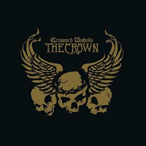 the-crown-crowned-unholy-cover