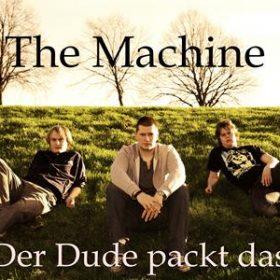 THE MACHINE: Der Dude packt das [Brainstorming]