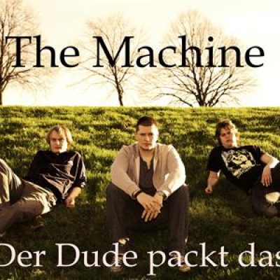 THE MACHINE: Der Dude packt das [Brainstorming]