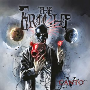 the fright canto v Cover