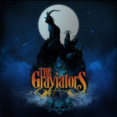 "THE GRAVIATORS: neues Album ""Motherload"""