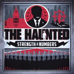 "THE HAUNTED: Cover & erster Song von ""Strength In Numbers"""