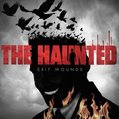 "THE HAUNTED: ""Exit Wounds"" erscheint am 25. August"