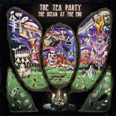 """THE TEA PARTY: neues Album """"The Ocean At The End"""""""